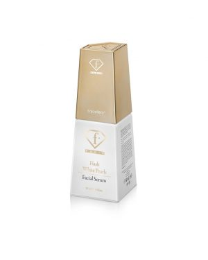 Flash White Pearls Facial Serum סרום