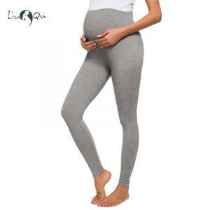 מכנס ספורט יוגה הריון רך