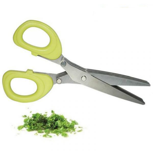 מספריי חיתוך | קוצץ בצל ירוק | ירק נירוסטה