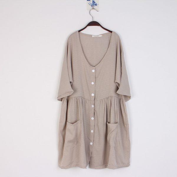 שמלת הריון רפויה