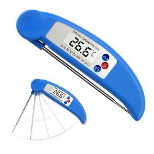 מד חום | טמפרטורה דיגיטלי מתקפל