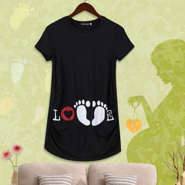 חולצת הריון טי