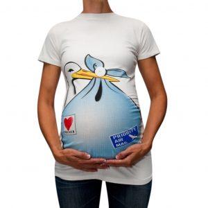 חולצה הריון מדליקה