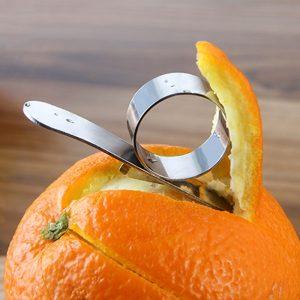 קולפן פירות שימושי נירוסטה