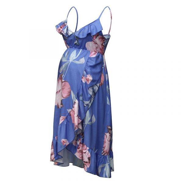 שמלת הריון פרחים מס 'צבעים