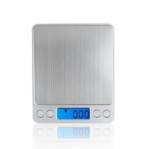 משקל דיגיטלי מטבח דיוק גבוה עד 500 גרם