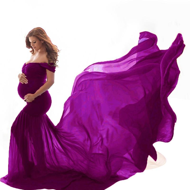 צילומים שמלת הריון יפה