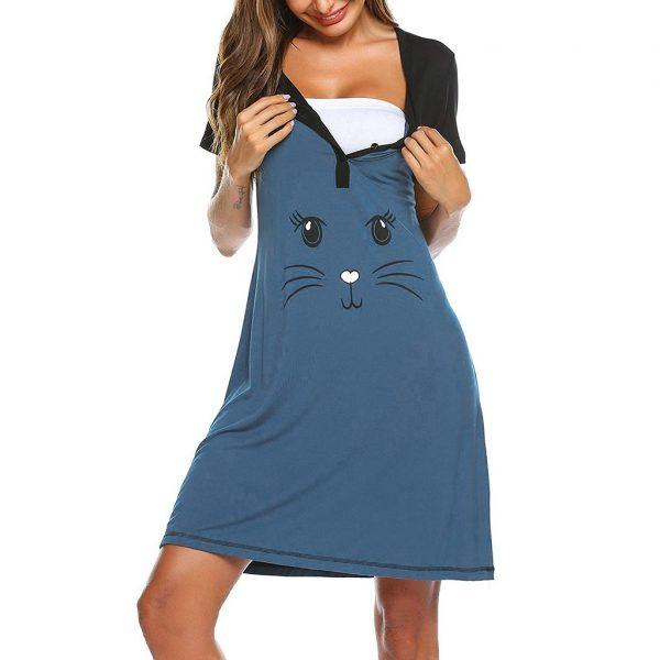 שמלת הנקה חמודה