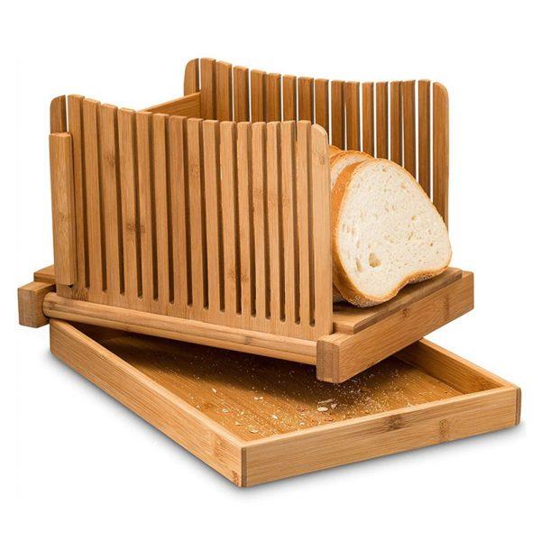 לפרוס לחם בנוחות - במבוק מתקפל
