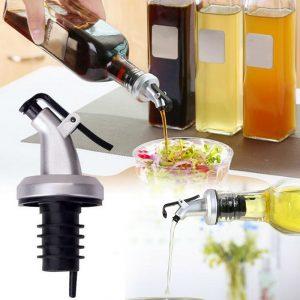דיספנסר לבקבוק שמן נוח לשימוש