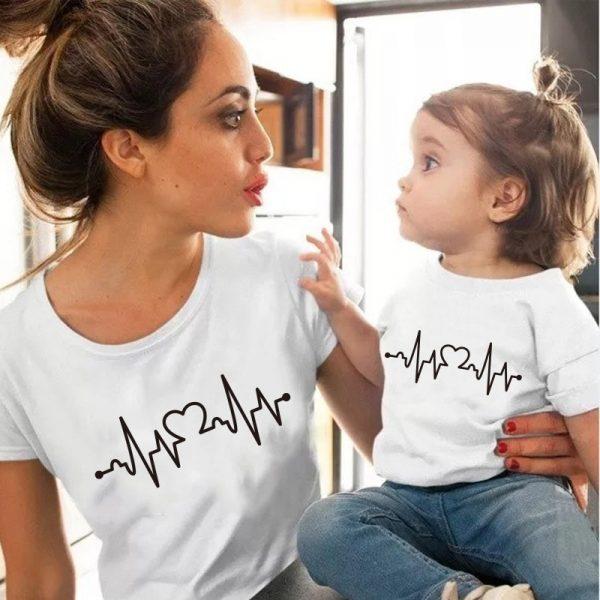 חולצות טי לאם ובת