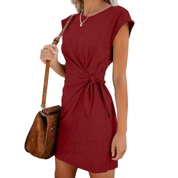 שמלה רכה נוחה יפה 2020