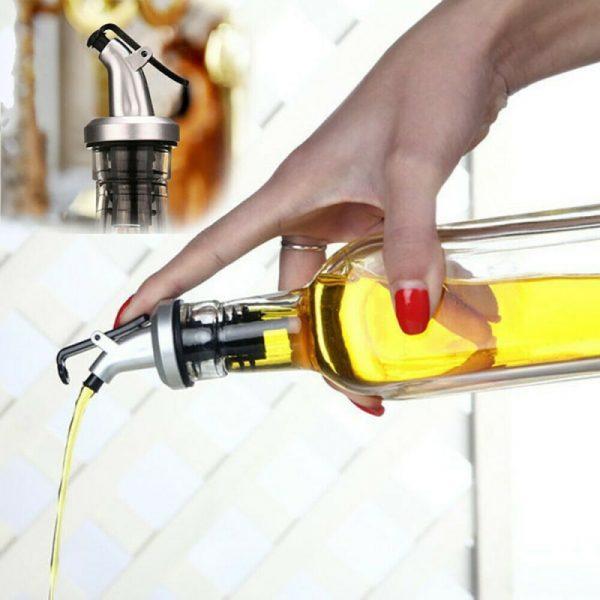 דיספנסר לבקבוק שמן נוח להשתמש