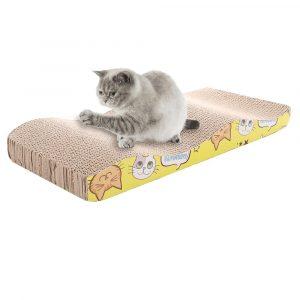 לוח גלי לחתולים