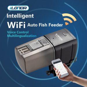 מאכיל אוטומטי לדגים WIFI (WIFI Feeder FEEDER)