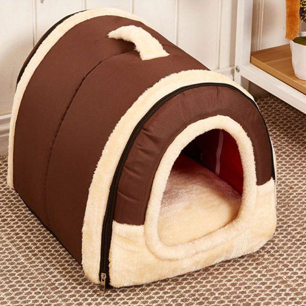 מלונה בית לכלבים חתולים