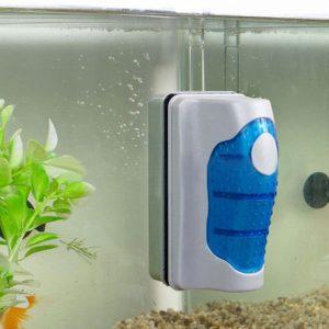 מגנט מנקה אצות זכוכית אקווריום