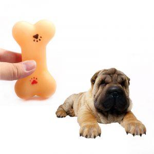 משחקי נשיכה כלב עצם