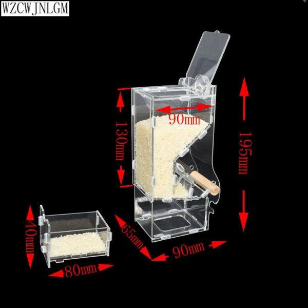 מתקן הכלכלה לתוכים עם תא לקליפות-פתרון מעולה ללכלוך