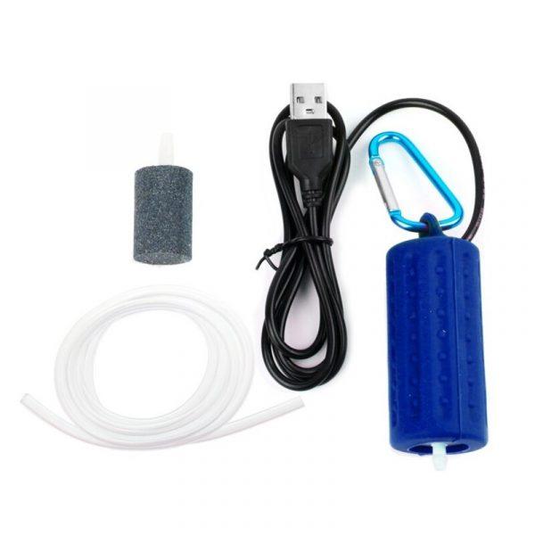 משאבת אוויר USB