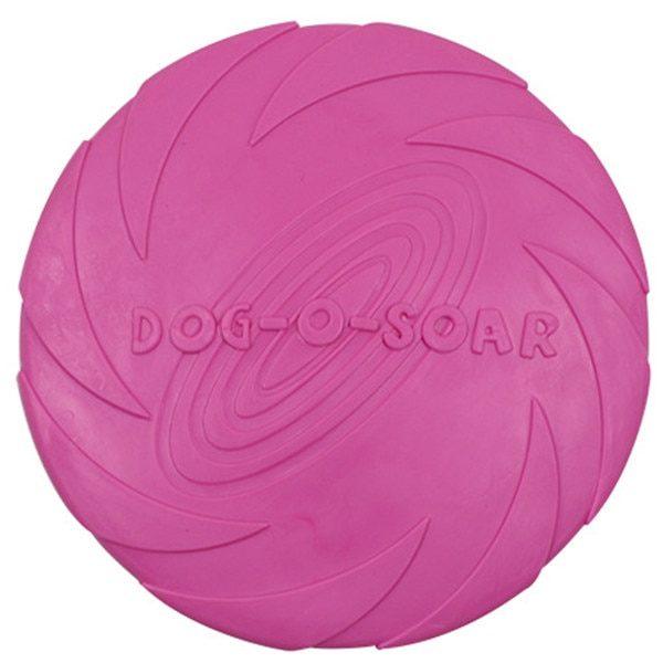 משחק כלב צלחת מעופפת סיליקון