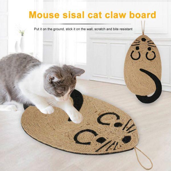 מחצלת משחק לחתול