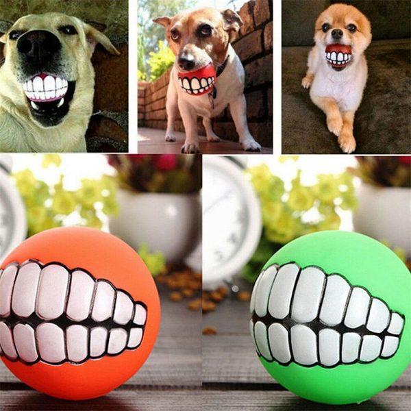 משחקי כדור שיניים צבעים שונים