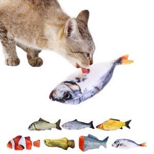 משחק לחתולים דג