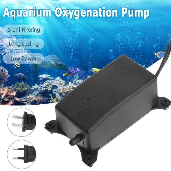 משאבת אוויר חמצן לדגים